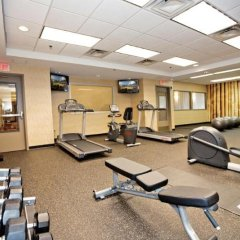 Holiday Inn Express Hotel & Suites Pittsburgh-South Side фитнесс-зал фото 2