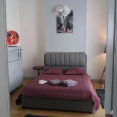 Отель European District Брюссель комната для гостей фото 3