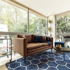 Апартаменты Amazing New Studio Next To Condesa! Мехико фото 6