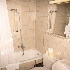 Отель Gasthof Hohlwegwirt Халлайн ванная