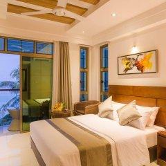 Отель Ocean Grand at Hulhumale Мальдивы, Мале - отзывы, цены и фото номеров - забронировать отель Ocean Grand at Hulhumale онлайн комната для гостей