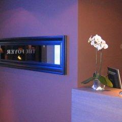 Отель Brugotel Бельгия, Брюгге - отзывы, цены и фото номеров - забронировать отель Brugotel онлайн интерьер отеля фото 3