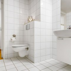 Отель Nordic Host Luxury Apts-C.Krohgs Gate 39 ванная фото 2