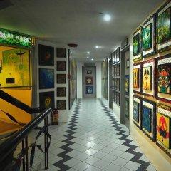Отель Ponce Suites Gallery Hotel Филиппины, Давао - отзывы, цены и фото номеров - забронировать отель Ponce Suites Gallery Hotel онлайн развлечения