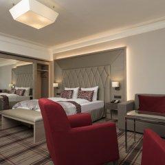 Radisson Blu Badischer Hof Hotel 4* Стандартный номер с различными типами кроватей фото 15