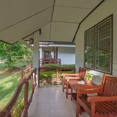 Отель Lanta Manda Ланта балкон