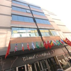 Grand Saatcioglu Otel Турция, Аксарай - отзывы, цены и фото номеров - забронировать отель Grand Saatcioglu Otel онлайн балкон