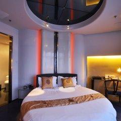 Отель Da Zhong Pudong Airport Hotel Shanghai Китай, Шанхай - 2 отзыва об отеле, цены и фото номеров - забронировать отель Da Zhong Pudong Airport Hotel Shanghai онлайн комната для гостей фото 5