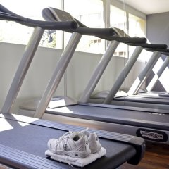 Mercure Porto Gaia Hotel фитнесс-зал