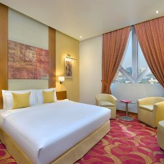 Отель City Seasons Towers 4* Номер Делюкс