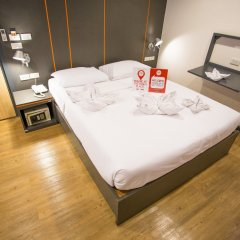 Отель Nida Rooms Yanawa Sathorn City Walk Бангкок сейф в номере