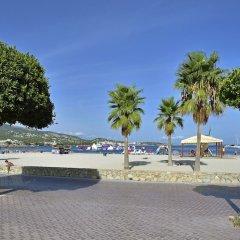 Отель Sol Lunamar Apartamentos - Adults Only пляж фото 2