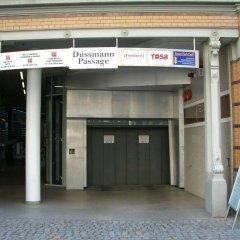 Отель Pension SchlafGut парковка