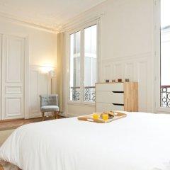 Апартаменты Notre Dame - Sorbonne Area Apartment Париж комната для гостей фото 4