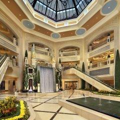 Отель The Palazzo Resort Hotel Casino США, Лас-Вегас - 9 отзывов об отеле, цены и фото номеров - забронировать отель The Palazzo Resort Hotel Casino онлайн интерьер отеля фото 3