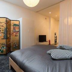 Апартаменты Old Centre Apartments - Nieuwmarkt Area комната для гостей фото 3