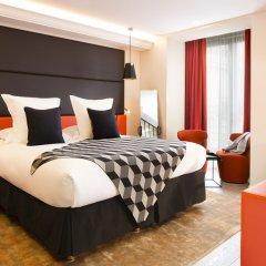 Terrass'' Hotel Montmartre by MH 4* Стандартный номер с различными типами кроватей фото 10