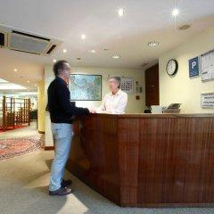Hotel Parma Сан-Себастьян интерьер отеля