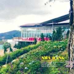I-hotel Dalat Далат приотельная территория