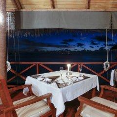 Отель Medhufushi Island Resort питание