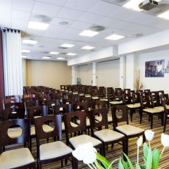 Park Hotel Diament Wroclaw Вроцлав помещение для мероприятий фото 2