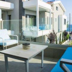 Апартаменты Costa Domus Blue Luxury Apartments балкон