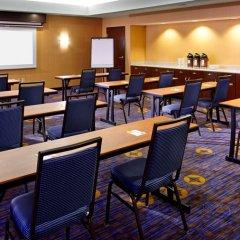 Отель Courtyard Columbus Airport США, Колумбус - отзывы, цены и фото номеров - забронировать отель Courtyard Columbus Airport онлайн помещение для мероприятий фото 2