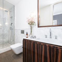Отель Home Club Los Madrazo III Испания, Мадрид - отзывы, цены и фото номеров - забронировать отель Home Club Los Madrazo III онлайн ванная фото 2