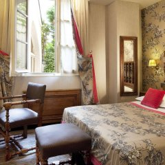 Отель Hôtel Left Bank Saint Germain в номере