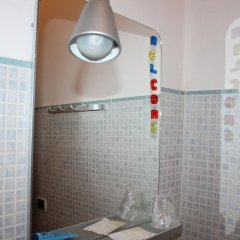 Отель B&B Pompei Welcome Италия, Помпеи - отзывы, цены и фото номеров - забронировать отель B&B Pompei Welcome онлайн ванная