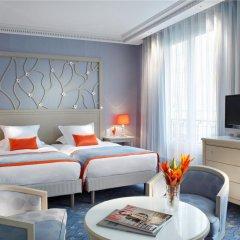 Hotel Rochester Champs Elysees комната для гостей фото 5
