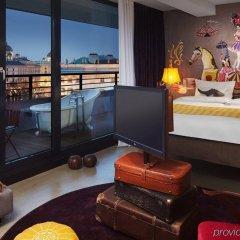 25hours Hotel beim MuseumsQuartier комната для гостей фото 2