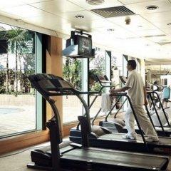 Отель Grand Park Kunming Куньмин фитнесс-зал фото 3