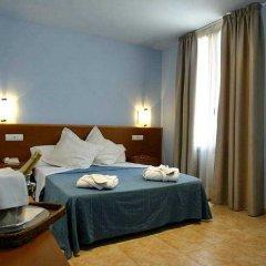 Отель Comtes de Queralt Испания, Санта-Колома-де-Керальт - отзывы, цены и фото номеров - забронировать отель Comtes de Queralt онлайн комната для гостей