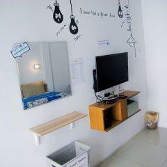 Отель Homey Donmueang Бангкок комната для гостей фото 5