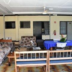 Отель Grand Melanesian Hotel Фиджи, Вити-Леву - отзывы, цены и фото номеров - забронировать отель Grand Melanesian Hotel онлайн интерьер отеля
