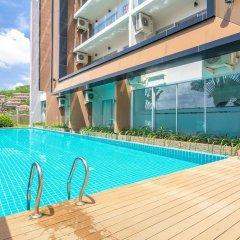 Отель Chic Residences at Karon Beach с домашними животными