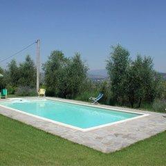 Отель Olivo Ареццо бассейн