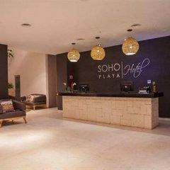 Отель Soho Playa Плая-дель-Кармен интерьер отеля