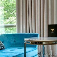 Отель La Villa Maillot - Arc De Triomphe Париж удобства в номере