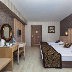 Отель Sultan of Side - All Inclusive Сиде комната для гостей фото 4