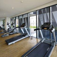 Отель Siamese Ratchakru Residence фитнесс-зал фото 3