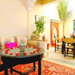 Отель Riad Dar Benbrahim питание фото 3