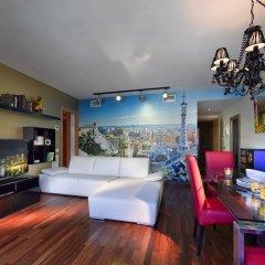 Отель Castro Exclusive Residences Sant Pau Испания, Барселона - 1 отзыв об отеле, цены и фото номеров - забронировать отель Castro Exclusive Residences Sant Pau онлайн интерьер отеля фото 2