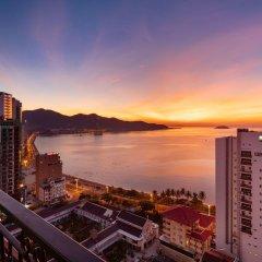 Daphovina Hotel Нячанг балкон