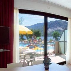 Отель Camping Villaggio Isolino Италия, Вербания - отзывы, цены и фото номеров - забронировать отель Camping Villaggio Isolino онлайн комната для гостей фото 2