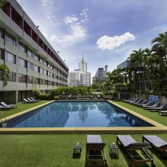 Ambassador Bangkok Hotel Бангкок бассейн