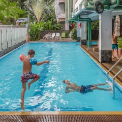 Отель New Siam II бассейн