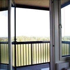 Отель Forenom Serviced Apartments Vantaa Airport Финляндия, Вантаа - отзывы, цены и фото номеров - забронировать отель Forenom Serviced Apartments Vantaa Airport онлайн балкон