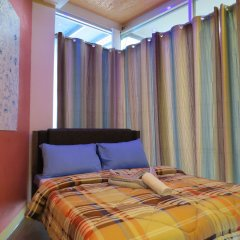 Отель Alon Travelers Lodge Филиппины, Пуэрто-Принцеса - отзывы, цены и фото номеров - забронировать отель Alon Travelers Lodge онлайн комната для гостей фото 5